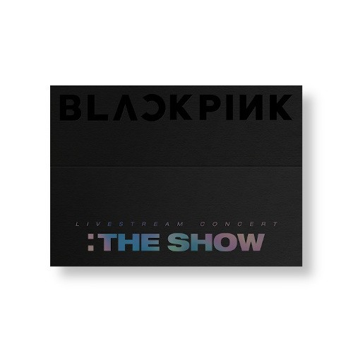 BLACKPINK - 2021 THE SHOW LIVE DVD