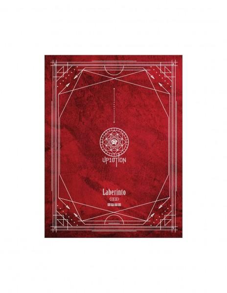 UP10TION 7th Mini Album - Laberinto (red Vers.)