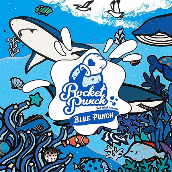 ROCKET PUNCH - Mini Album Vol.3 [BLUE PUNCH]