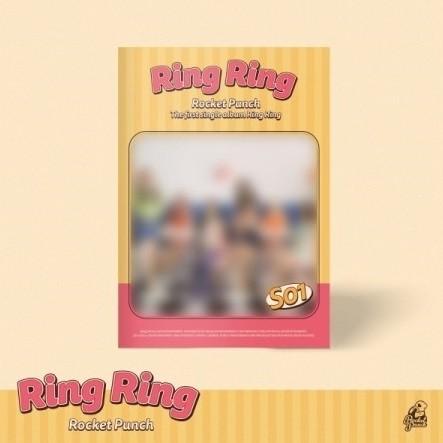 ROCKET PUNCH Single Album Vol. 1 - Ring Ring