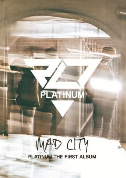 P.L.T 1st Album - MAD CITY