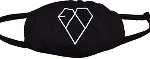EXO - Face Mask* (Heart Logo)