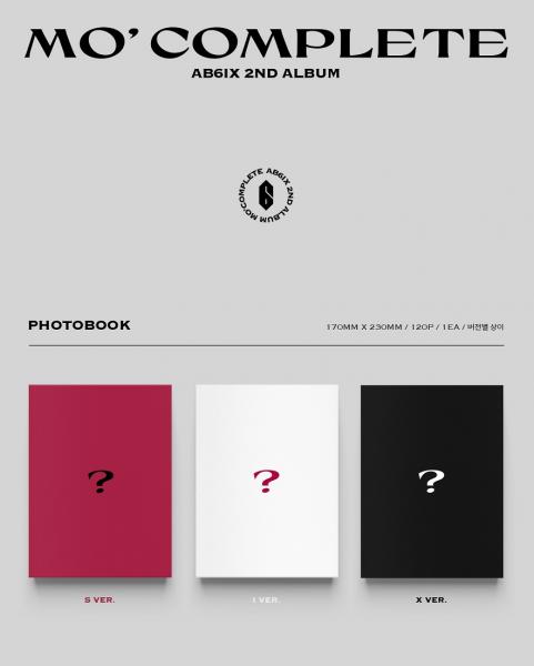 AB6IX - MO' COMPLETE 2nd Mini Album