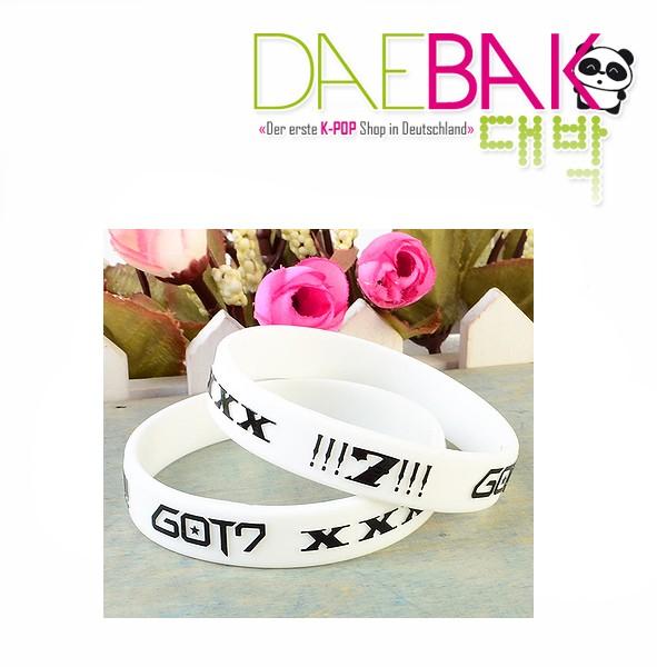GOT7 - Armband (weiß)