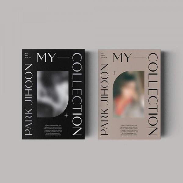 PARK JIHOON Mini Album Vol. 4 - My Collection