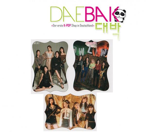 Red Velvet - Posterset #02
