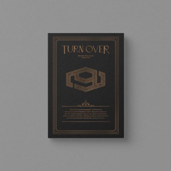 SF9 Mini Album Vol. 9 - TURN OVER (Special Ver.)