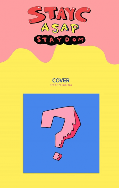 STAYC Single Album Vol. 2 - STAYDOM