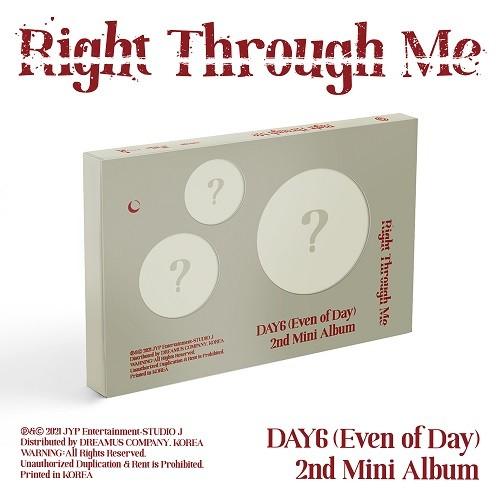 DAY6 (Even of Day) Mini Album Vol. 2 - Right Through Me