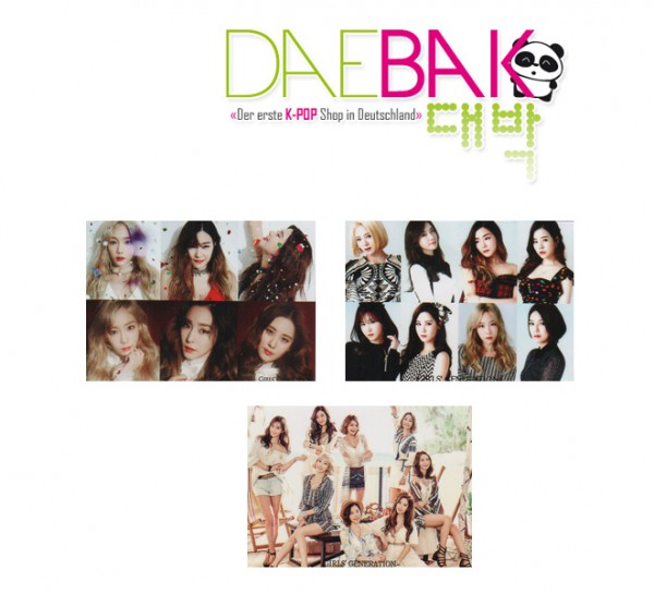 Girls Generation - Posterset #01
