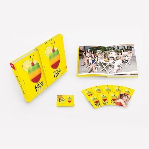 TWICE - TWICE MONOGRAPH [Taste of Love] Fotobuch