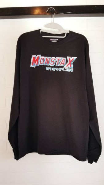 Monsta X - Walker Walker Longsleeve Shirt