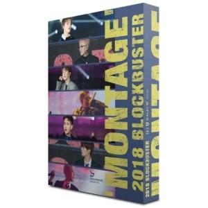 BLOCK B - 2018 Blockbuster [Montage] DVD