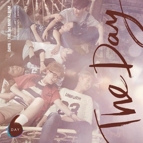 DAY6 The 1st mini album - The Day