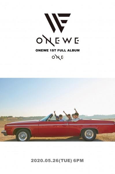 ONEWE 1st Album - ONE