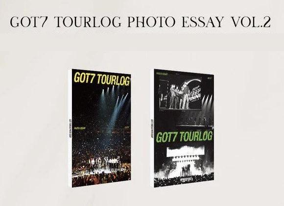 GOT7 - DYE Photo Essay Vol.2