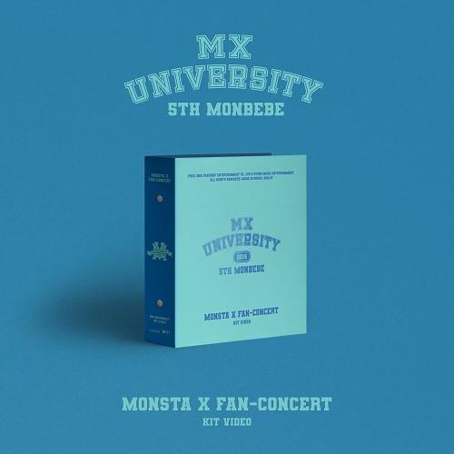MONSTA X - 2021 FAN-CONCERT MX UNIVERSITY KIHNO KIT