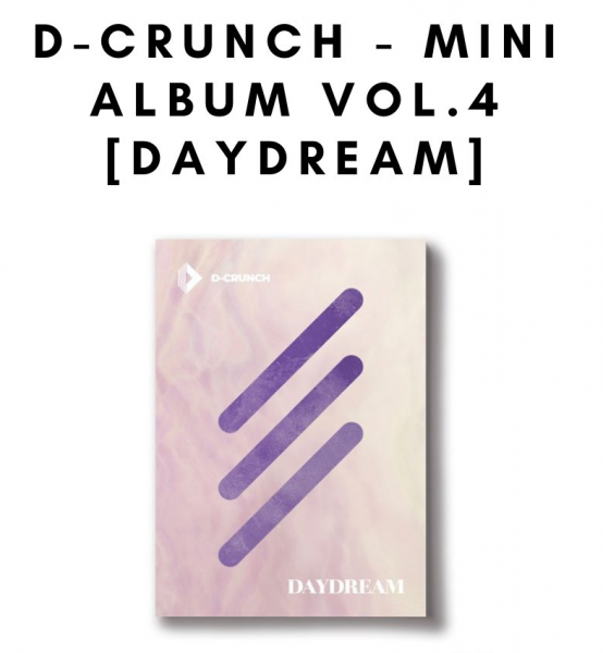 D-CRUNCH Mini Album Vol. 4 - DAYDREAM