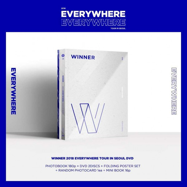 WINNER 2018 EVERYWHERE TOUR IN SEOUL