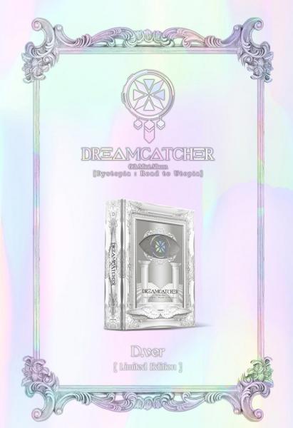 Dreamcatcher Mini Album Vol. 6 - Dystopia : Road to Utopia