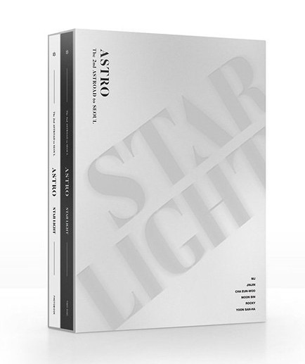 ASTRO THE 2ND ASTROAD TO SEOUL [STAR LIGHT] DVD