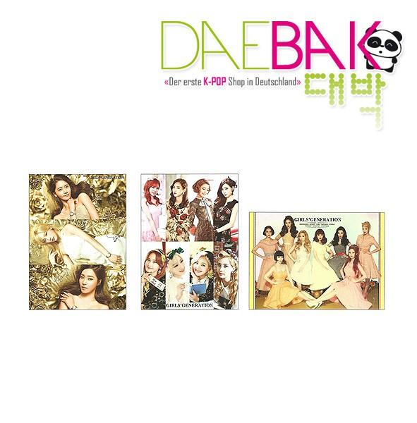 Girls Generation - Posterset #03