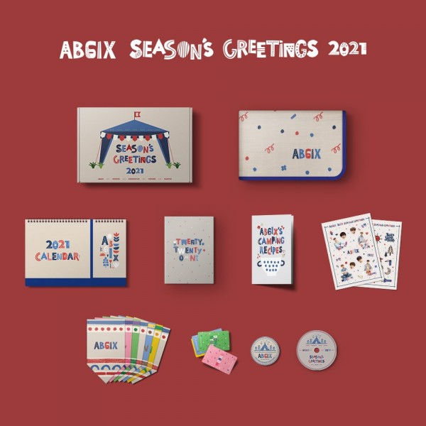 AB6IX 2021 SEASON'S GREETINGS