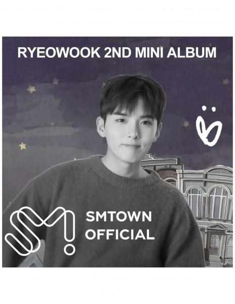 RyeoWook 2nd Mini Album Drunk on Love
