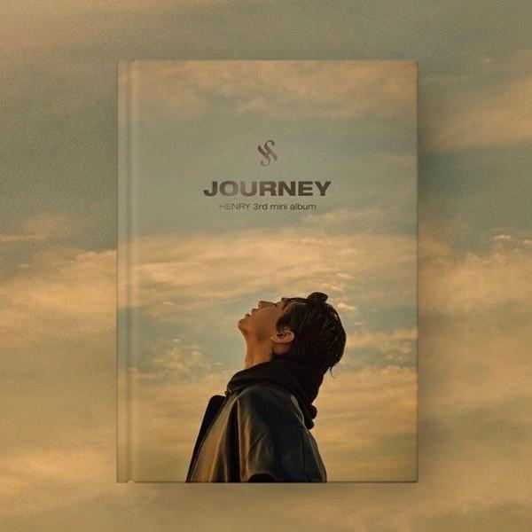 HENRY Mini Album Vol. 3 - JOURNEY