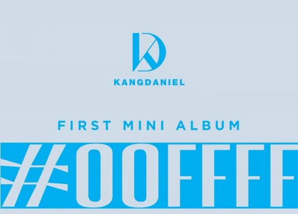 Kang Daniel Mini Album Vol. 1 - CYAN
