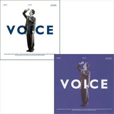 ONEW 1st Mini Album - VOICE