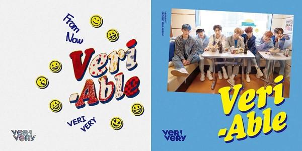 VERIVERY 2nd Mini Album - VERI-ABLE (Orange Version)