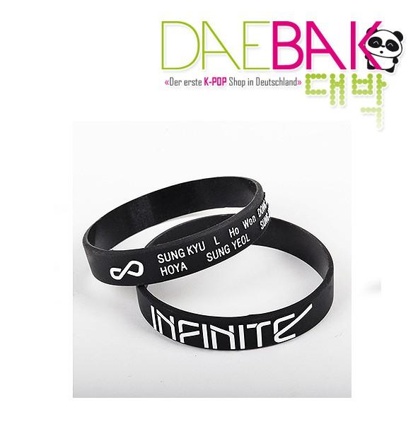 Infinite - Armband (Schwarz)