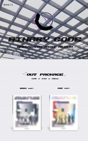 ONEUS Mini Album Vol. 5 - BINARY CODE
