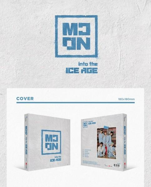 MCND 1st Mini Album - into the ICE AGE