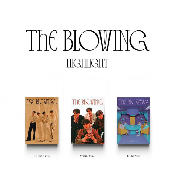 Highlight Mini Album Vol. 3 - The Blowing