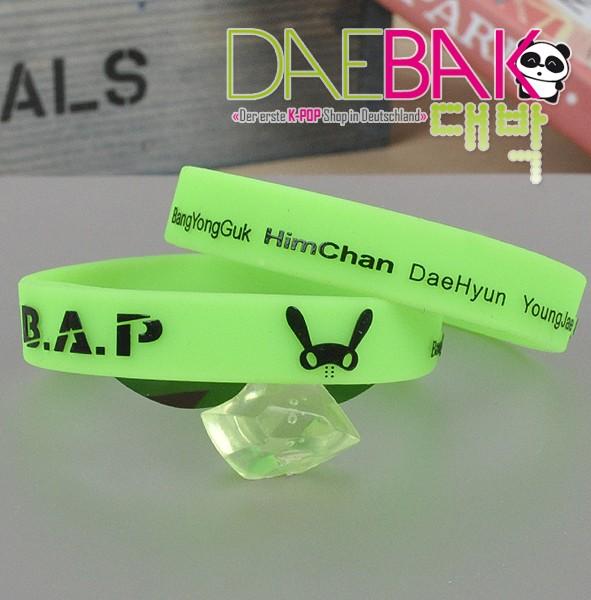 B.A.P - Baby - Armband (Grün)