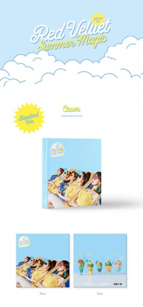 Red Velvet - Mini Album Summer Magic (normal Edition)