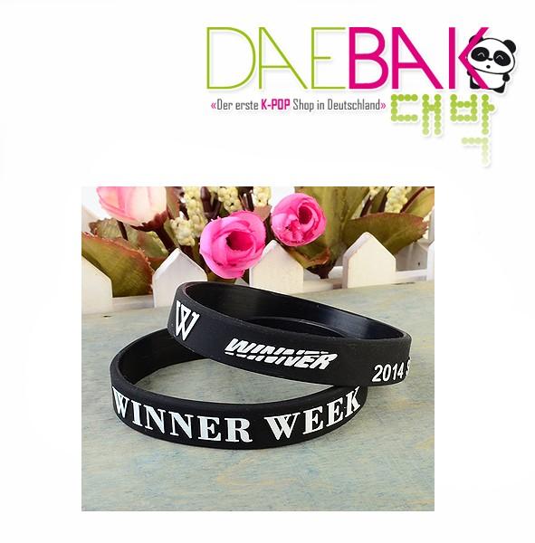 WINNER - Armband (schwarz)