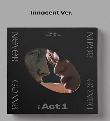 Taemin (SHINee) Album Vol. 3 - Never Gonna Dance Again : Act 1