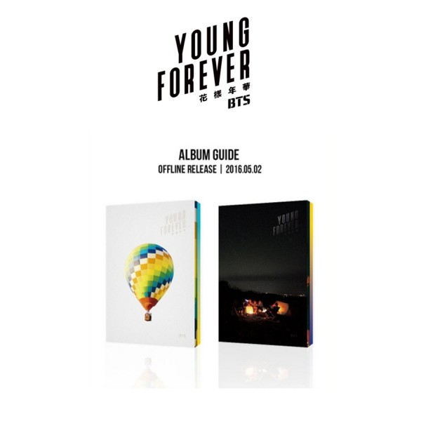 BTS - Mood for Love pt.3 YOUNG FOREVER Special Album