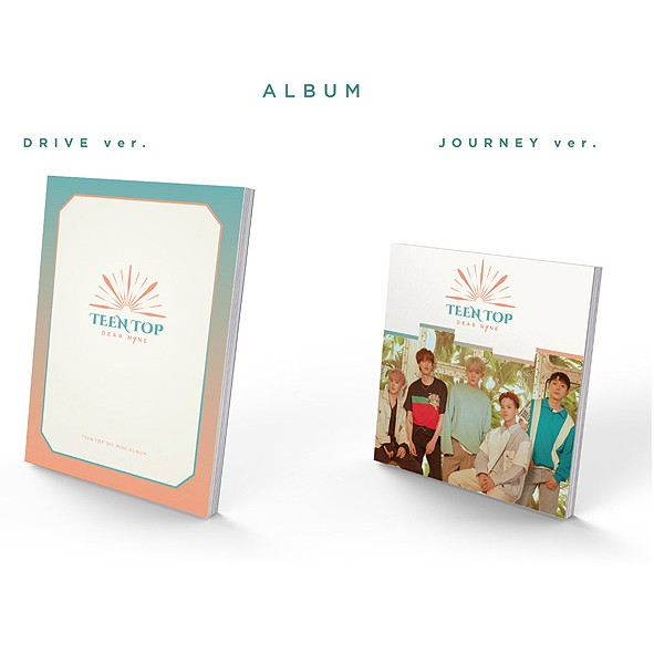 TEEN TOP 9th Mini Album - DEAR.N9NE