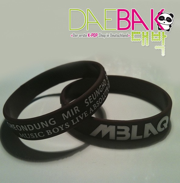 MBLAQ (braun) - Armband