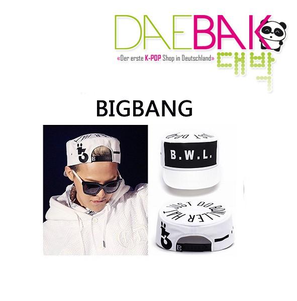 B.W.L (G-Dragon Style) - Basecap