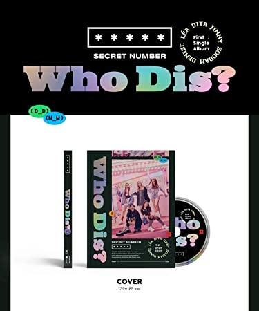 SECRET NUMBER Single Album Vol. 1 - Who Dis?