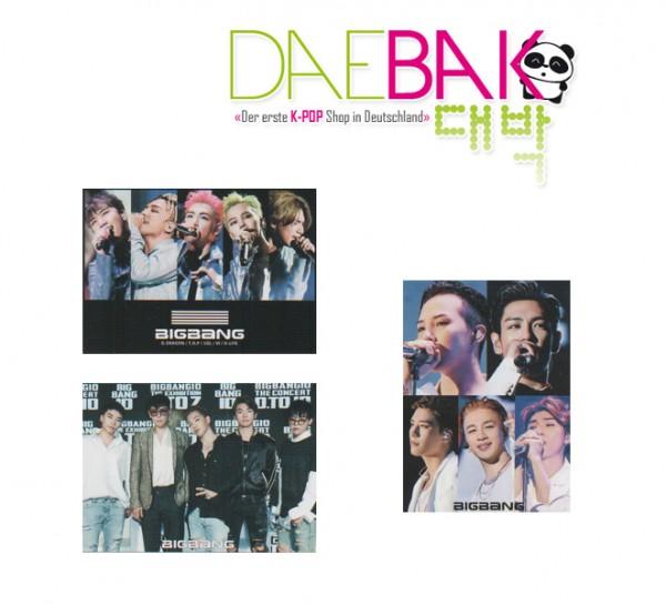 BIGBANG - Posterset #04
