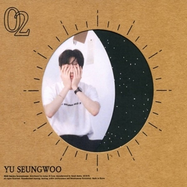 Yoo Seung Woo 2nd Album - Yoo Seung Woo 2