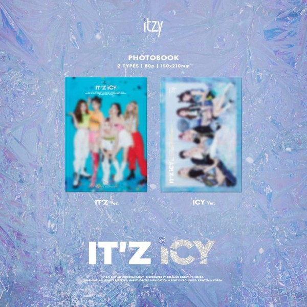 ITZY Album - IT'z ICY