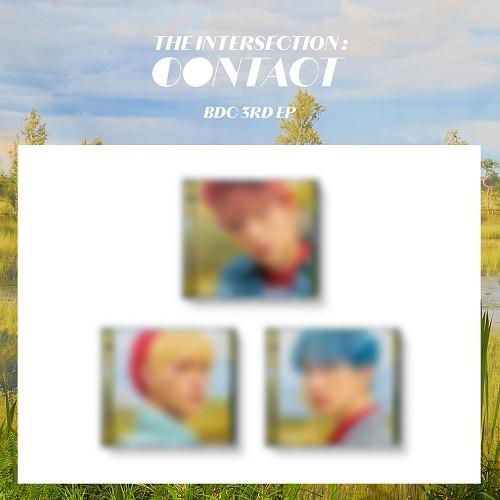 BDC - THE INTERSECTION : CONTACT [Jewel Ver. Random]