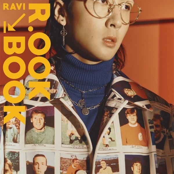 VIXX-RAVI 2nd Mini Album - R.OOK BOOK
